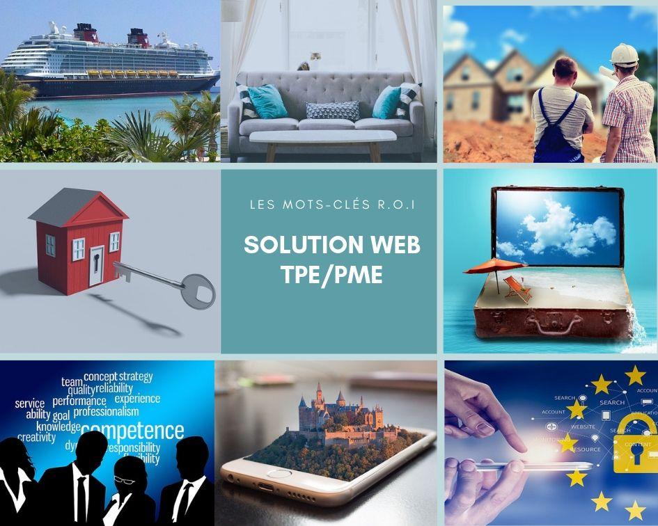 Les Mots-Clés ROI rédacteur web pour entreprise, créateur de site internet optimisé